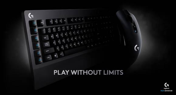 Игровая клавиатура Logitech G613