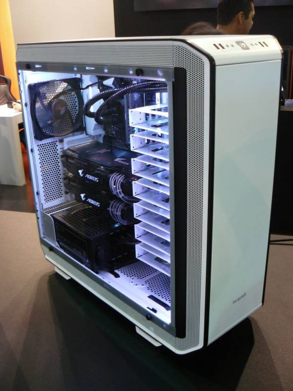 Корпус Dark Base Pro 900 White Edition