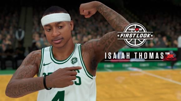В сети появился трейлер NBA 2K18