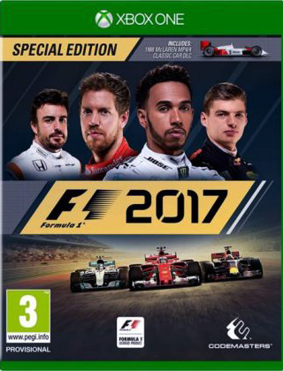 F1 2017 - 25 августа 2017 года