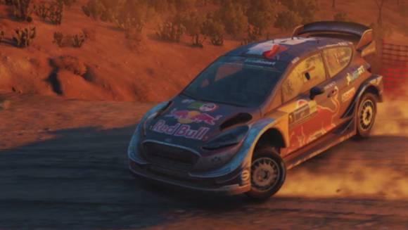 Ford Fiesta RS в WRC 7