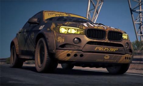 Need for Speed: Payback - по бездорожью
