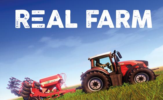 Фермерский симулятор Real Farm