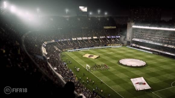 Демоверсия FIFA 18