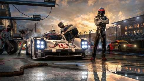 Демоверсия симулятора Forza Motorsport 7